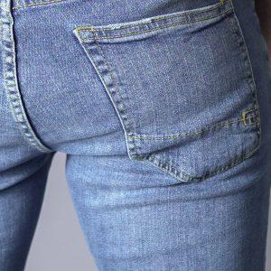 Aero Slim Straight Jeans