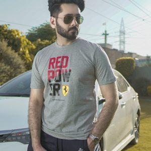 Ferrari Red Power T-Shirt