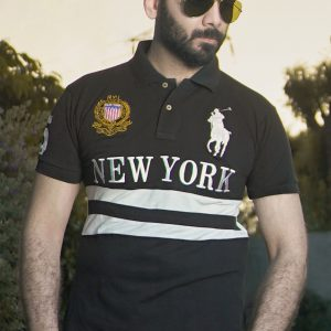Ralph Lauren-Striped Polo Shirt