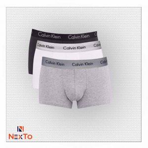 Calvin Klein 3P stretch Boxer