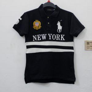Ralph Lauren-Striped Polo Shirt