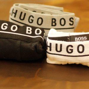 Hugo Boss 3P cotton Boxer