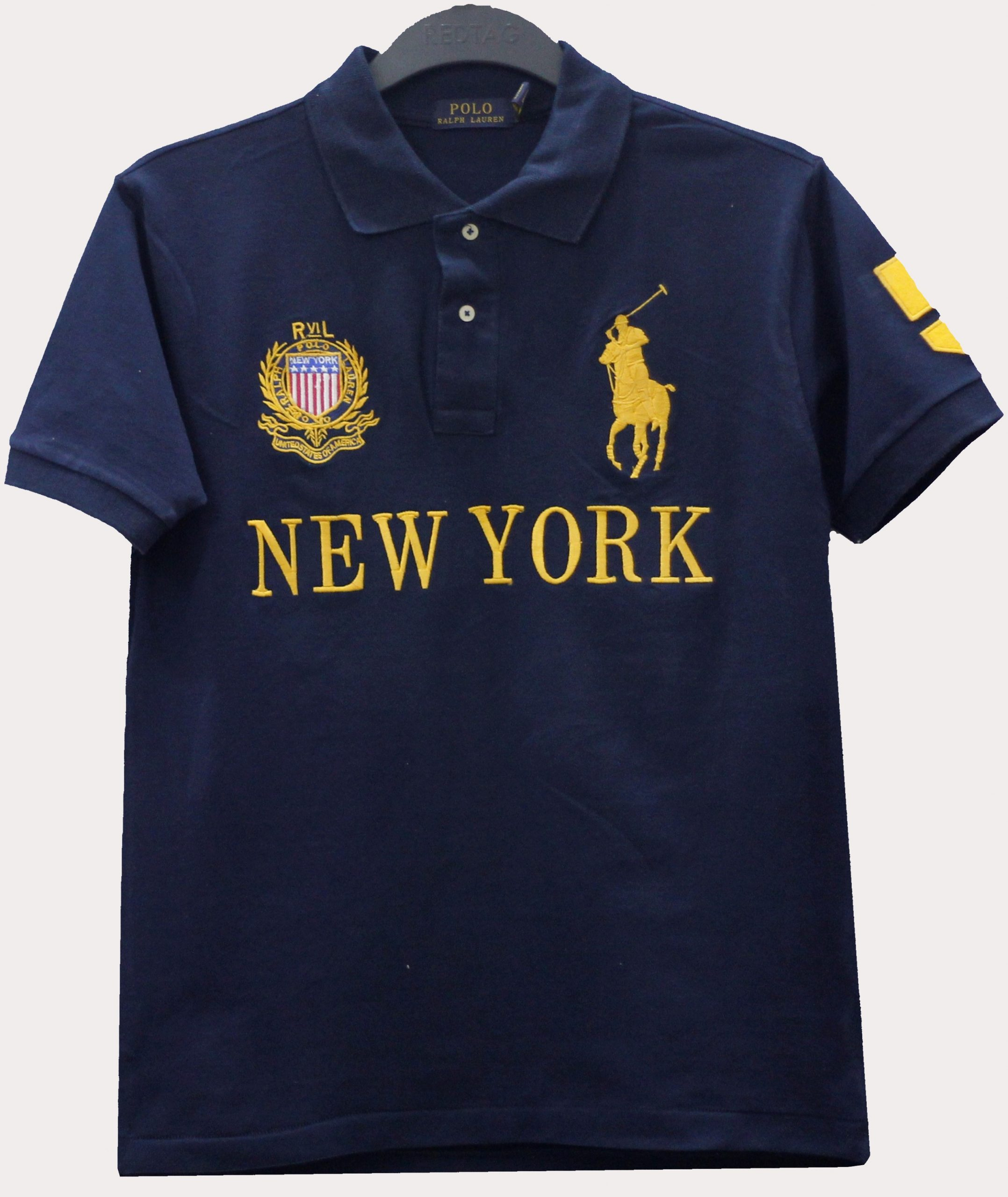 Ralph Lauren NY Polo Shirt Pakistan Branded Leftover | NexTo