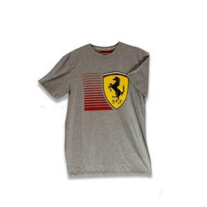 PUMA Big Shield Lined T-Shirt