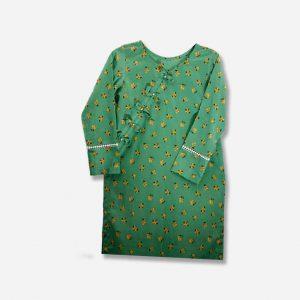 Printed Lawn Shirt