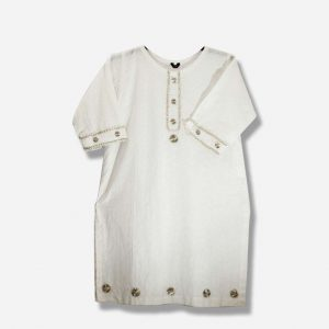 Nexto Embroidered Chicken Kari Kurta