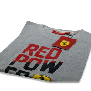 Ferrari Red Power T-Shirt
