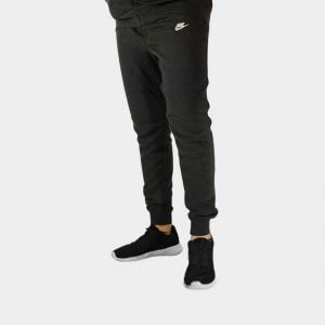 Nike Men's SC Fleece Black Joggers