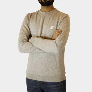Nike Men's SCC Grey Sweatshirt