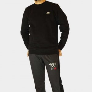 Nike Men's SCC Black Sweatshirt