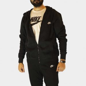 Nike Men's Black SC Fleece Hoodie