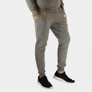 Nike Men's SC Fleece Charcoal Joggers