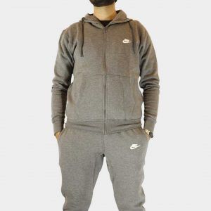 Nike Men's SC Charcoal Fleece Hoodie