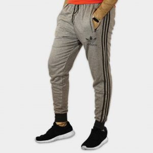 ADIDAS ORIGINALS 3-SC Charcoal PANTS