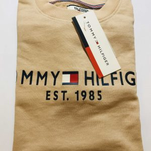Tommy Hilfiger Terry Fleece Sweatshirt (Beige)