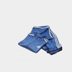Adidas Tri Polyester Tracksuit(RBlue)