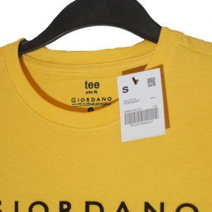 Giordano Men's Slim Fit Tee